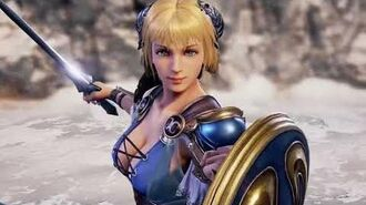 Soulcalibur VI Gameplay Demo
