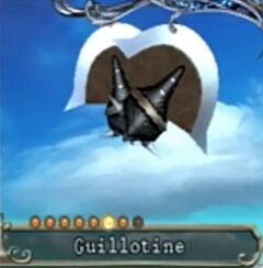Guillotine (SCIII)
