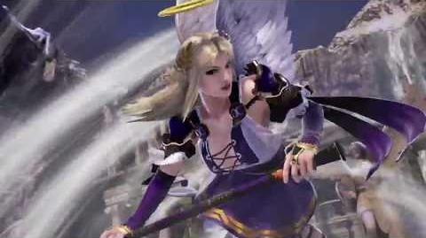 SoulCalibur 6 - Nemesis (Critical Edge and Soul Charge)