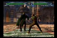 Fu-Ma Ninjas 1 fight