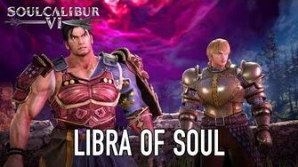 SOULCALIBUR VI - PS4 XB1 PC - Libra of Soul Story Mode