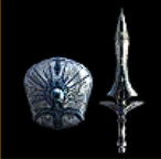 Soul Calibur Sword and Shield (SCIV)