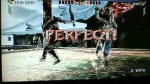 Soul Calibur IV - Zhalia Moon VS Leandra