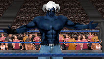 Demon Sanya WWE Smack Down Vs Raw 04
