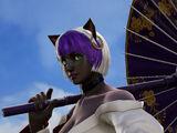 FanChar:Demon Sanya:Fortune