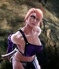 Lexa (Human Form) Battle 09