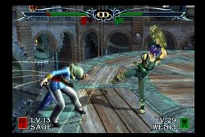 Wenli fight