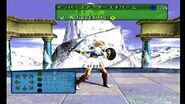 鬍鬚髒 SoulCalibur (DC) Command List - Sophitia