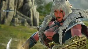 SoulCalibur 6 - Questa (Critical Edge and Soul Charge)
