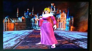 Christiane's Weapon Pose (Costume 1)