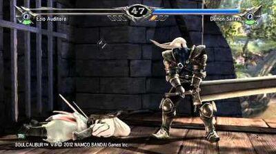 Demon Sanya Vs Ezio Auditore