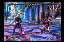 Aglaia fight