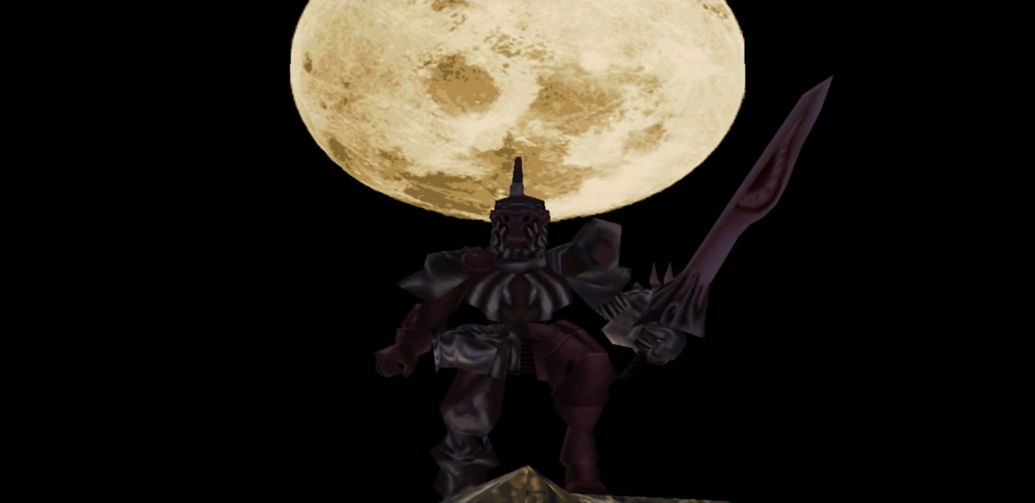 Nightmare, known as Siegfried! in Soul Edge