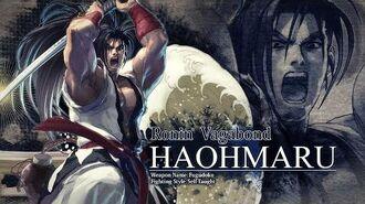 SOULCALIBUR VI – Haohmaru Launch Trailer
