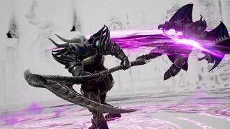 SoulCalibur 6 - Demon Sanya (Scythe of Death) (Critical Edge and Soul Charge)