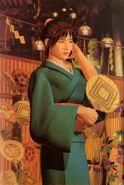 Taki 3D (Soul Edge Artbook)