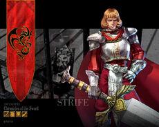 Strife; Soul Calibur III