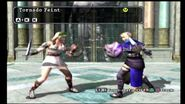 鬍鬚髒 SoulCalibur III (PS2) Command List - Sophitia