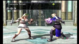 鬍鬚髒 SoulCalibur III (PS2) Command List - Sophitia
