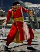 Xie Ren Soul Calibur VI 2P