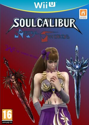 Soulcalibur Astral Swords Wii U
