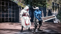 Demon Sanya Vs Ezio Auditore SC5