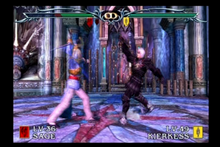 Kierkess 2 fight