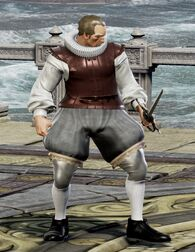 Giovanni Soul Calibur VI
