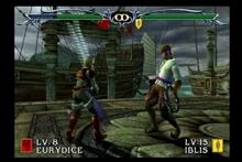 Iblis fight