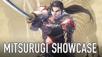 SOULCALIBUR VI - PS4 XB1 PC - Mitsurugi Showcase (Developer diary) (subtitles available)