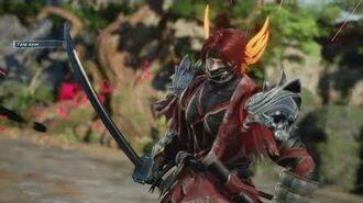 SoulCalibur 6 - Killer (Human) (Critical Edge and Soul Charge)