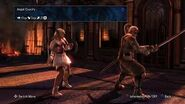 鬍鬚髒 SoulCalibur V (PS3) Move List - Pyrrha