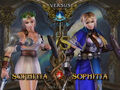 Sophitia SCIII vs screen