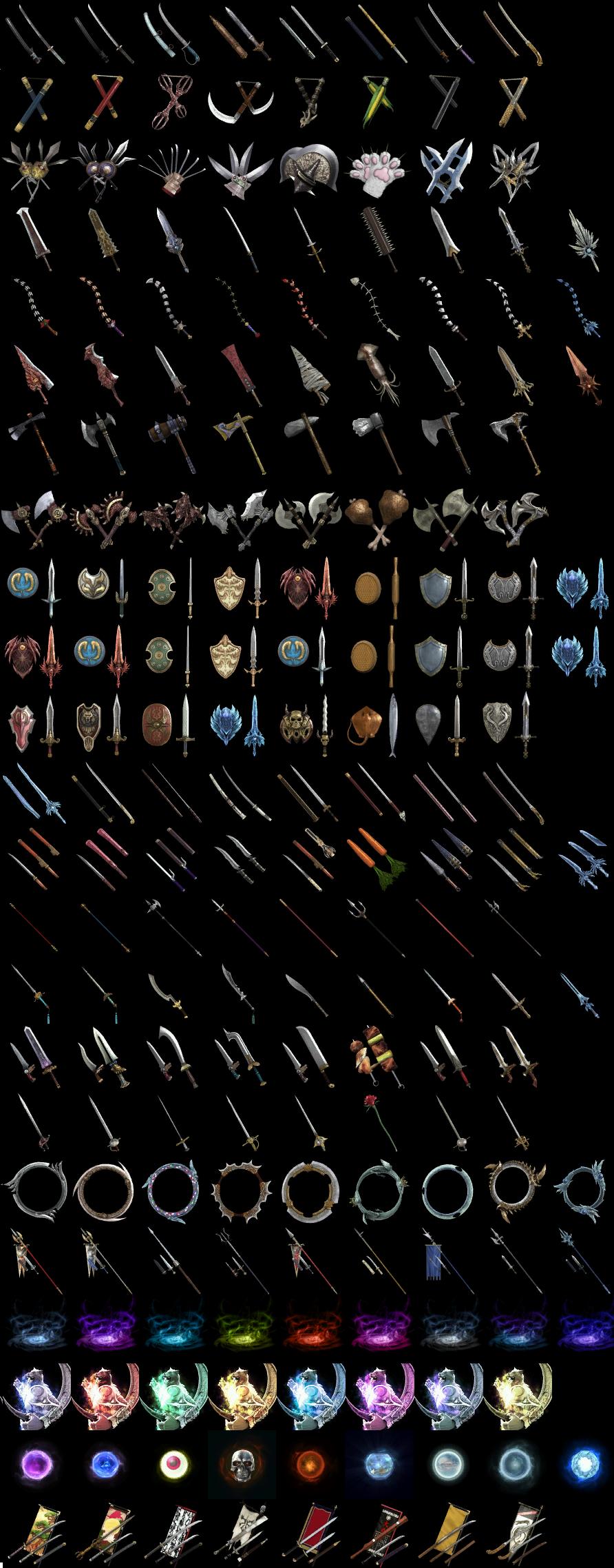 Weapons | Soulcalibur Wiki | FANDOM powered by Wikia