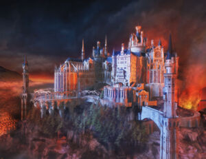 Romaian Valley ~ Castle Siege