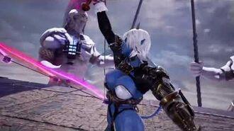 SoulCalibur 6 - Lexa (Critical Edge and Soul Charge)