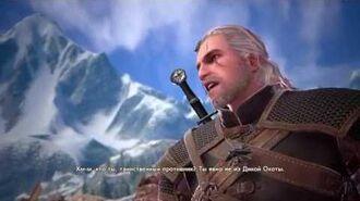 SoulCalibur 6 - Libra Of Soul (Demon Sanya and Mitsurugi Vs Geralt)