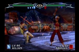 Abigail fight