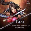 Legendary Showdown Winner 1 - Taki