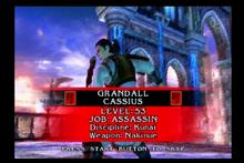 Cassius profile