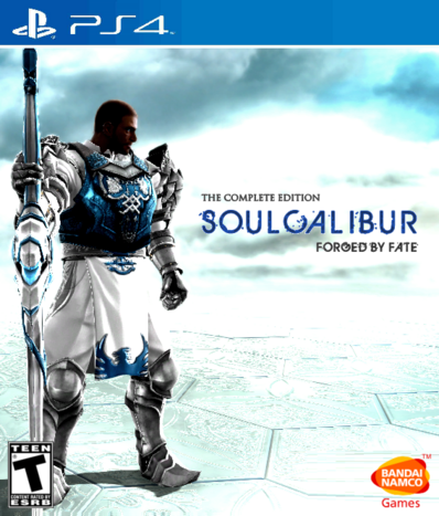 FanGame - Soulcalibur - Forged by Fate (PS4)