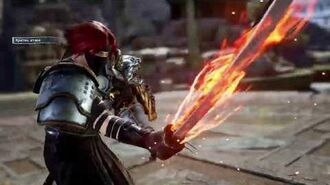 SoulCalibur 6 - Black Ninja (Critical Edge and Soul Charge)