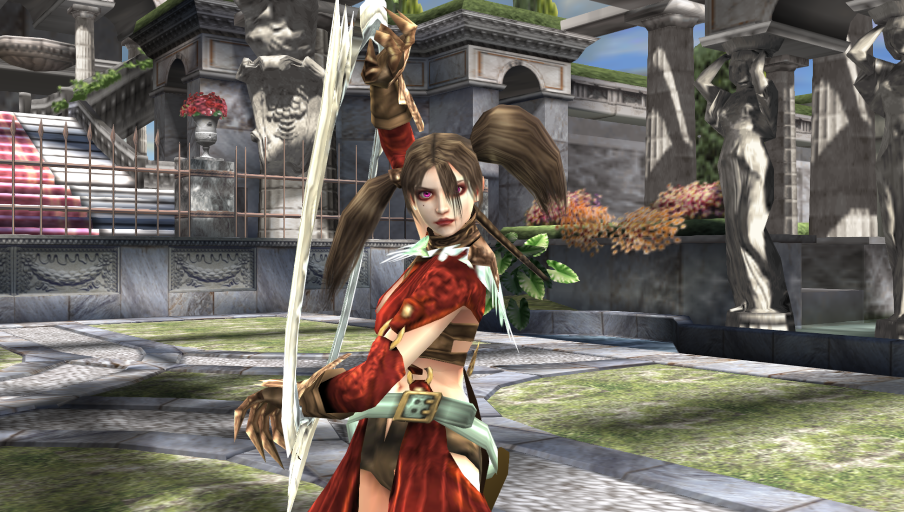 BattleStyle:Tira | Soulcalibur Wiki | FANDOM powered by Wikia