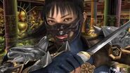 Soul Calibur III - The Cursed Image (Taki)