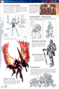 Soul Calibur New Legends Of Project Soul 114