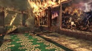 Soulcalibur III - Old Toledo - Burning Gallery