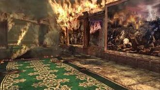 Soulcalibur III - Old Toledo - Burning Gallery