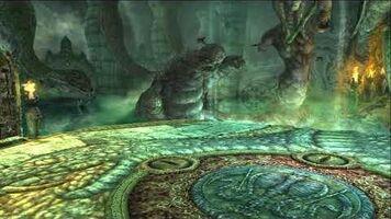 Soulcalibur III - Kunpaetku Shrine Ruins