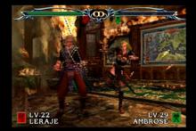 Ambrose fight