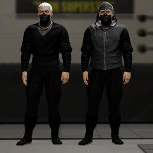 Black Ninja WWE2K16 03